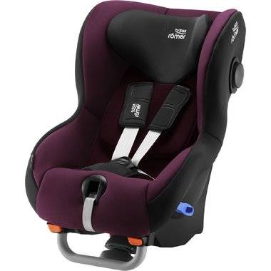 Autosedačka Britax-Römer Max-Way Plus - Burgundy Red 2020
