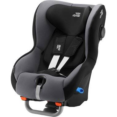 Autosedačka Britax-Römer Max-Way Plus - Storm Grey 2020