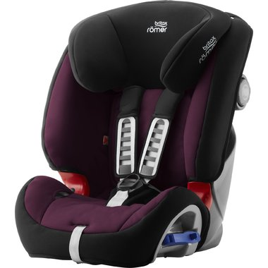 Autosedačka Britax-Römer Multi-Tech III - Burgundy Red 2019
