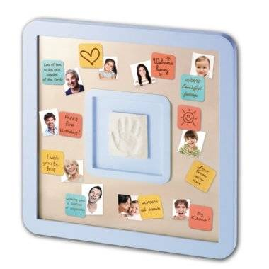 Baby Art - Messages Print Frame