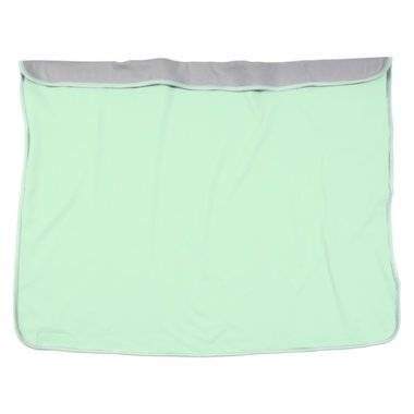 Deka Dooky Blanket - Mint/Grey