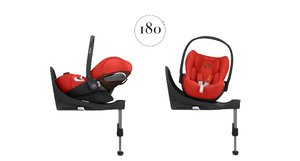 Autosedačka Cybex Cloud Z i-size PLUS + Isofix Base M