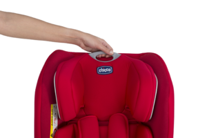Autosedačka Chicco Seat-Up 012 - Red 2017