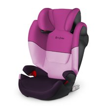 Autosedačka Cybex Solution M-Fix - Purple Rain 2020