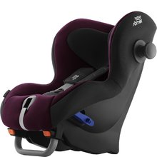 Autosedačka Britax-Römer Max-Way Plus - Burgundy Red 2019