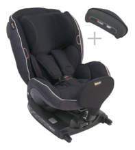 Autosedačka BeSafe iZi Kid X2 i-Size - Midnight Black 2018