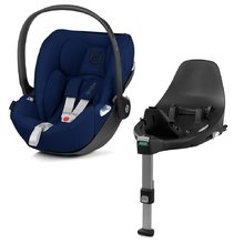 Autosedačka Cybex Cloud Z i-size - Midnight Blue 2019 + Isofix Base Z