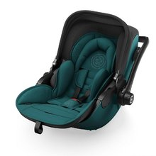 Autosedačka Kiddy Evoluna i-Size + Isofix Base 2 - Deep Sea Green 2019