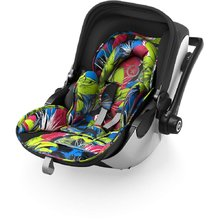 Autosedačka Kiddy Evoluna i-Size + Isofix Base 2 - Street Jungle 2018