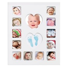 Sada pre spomienky happy hands baby first year kit