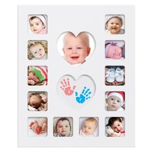 Sada pre spomienky happy hands baby first year kit 1