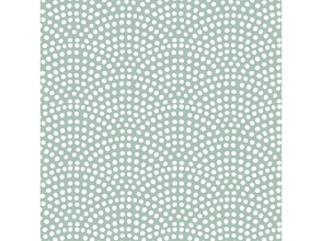 Tapeta Little Dutch - Mint Waves