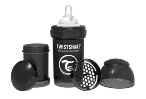 Set Twistshake Black - Pearl Bronzová