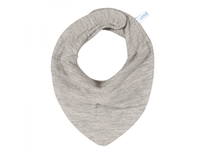 Podbradník Little Dutch Bandana - Pure Grey