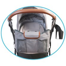 Organizér Bo Jungle B-STROLLER - Grey