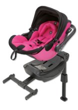 Autosedačka Kiddy Evo-Luna i-Size + Isofix Base 2 - Ruby Red 2017 - 11