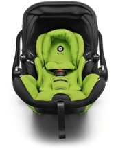 Autosedačka Kiddy Evo-Luna i-Size + Isofix Base 2 - Ruby Red 2017 - 3