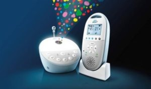 Baby monitor Avent - SCD580 - 1