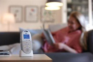 Baby monitor Avent - SCD580 - 3