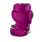 Autosedačka Cybex Solution Z-fix - Passion Pink 2019