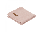 Osuška Little Dutch Swaddle 120x120 - Pure Pink