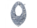 Podbradník Little Dutch Bandana - Adventure Blue
