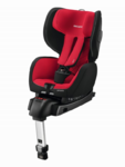 Autosedačka Recaro Optiafix - Racing Red