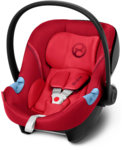 Autosedačka Cybex Aton M - Rebel Red 2018