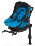 Autosedačka Kiddy Evoluna i-Size + Isofix Base 2 - Summer Blue 2018