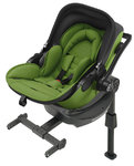 Autosedačka Kiddy Evoluna i-Size + Isofix Base 2 - Cactus Green 2018
