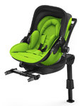 Autosedačka Kiddy Evoluna i-Size + Isofix Base 2 - Spring Green 2018