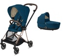 Set Kombinovaný kočík Cybex Mios Seat Pack - Mountain Blue 2020