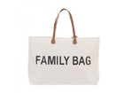 Cestovná taška Childhome Family Bag - White