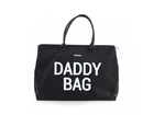Prebaľovacia taška Childhome Daddy Bag Big - Black