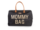 Prebaľovacia taška Childhome Mommy Bag Big - Black Gold