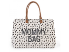 Prebaľovacia taška Childhome Mommy Bag Big - Canvas Leopard