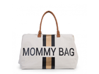 Prebaľovacia taška Childhome Mommy Bag Big - Off White/Black Gold