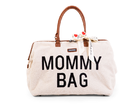 Prebaľovacia taška Childhome Mommy Bag Big - Teddy/Off White