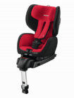Autosedačka Recaro Optiafix - Racing Red 2017