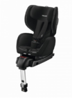 Autosedačka Recaro Optiafix - Performance Black 2017