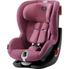 Autosedačka Britax-Römer KING II LS Black Edition - Wine Rose 2020