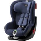 Autosedačka Britax-Römer KING II LS Black Edition - Moonlight Blue 2020