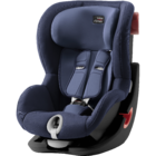 Autosedačka Britax-Römer KING II Black - Moonlight Blue 2020