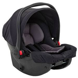 Autosedačka Graco Snugessentials i-Size - Midnight Black 2021