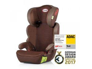 Autosedačka Heyner MaxiProtect Aero - Cookie Brown