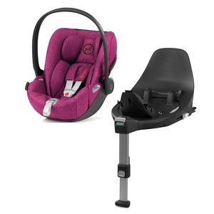 Autosedačka Cybex Cloud Z i-size PLUS - Passion Pink 2019 + Isofix Base Z