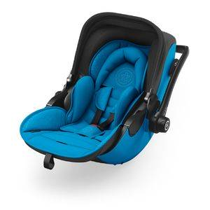 Autosedačka Kiddy Evoluna i-Size + Isofix Base 2 - Sky Blue 2019