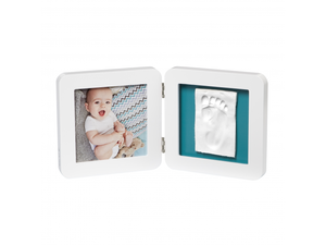 Rámik Baby Art My Baby Touch Simple - White