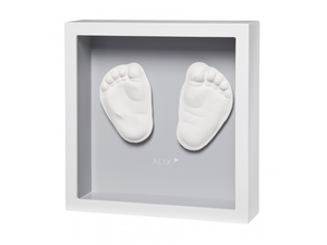 Rámik Baby Art My Little Steps - Grey