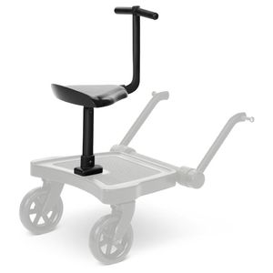 Sedátko ABC Design pre Kiddie Ride On 2 - Black 2021